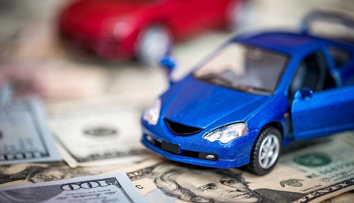 Bảo hiểm xe xe hơi sẽ giảm gánh nặng tài chính khi có tai nạn đáng tiếc
