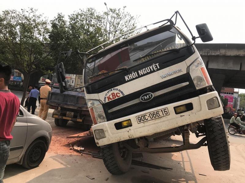 Ô tô tải gặp sự cố giao thông vận tải trong phạm vi bảo hiểm sẽ tiến hành bồi thường