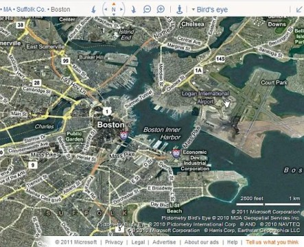 5 Cool Things You Can Do With Bing Maps Aerial View bing aerial maps