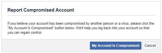 4 Things to Do Immediately When Your Facebook Account Is Hacked Facebook Report Hacked