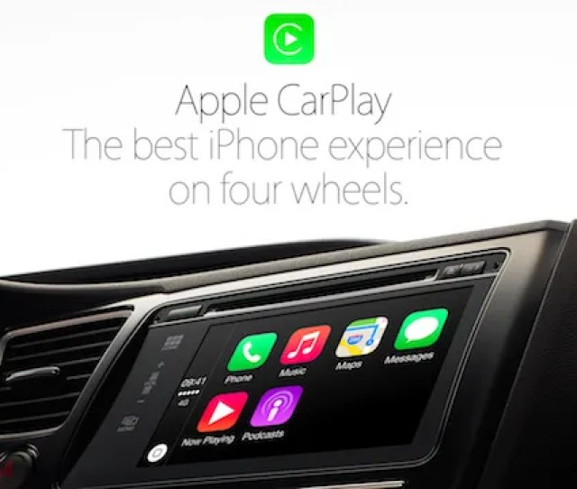 The Emergence Of Apple Carplay And Android Auto Will Only Help Cement The Role Of The Smartphone In The Car