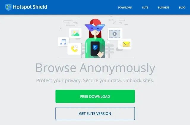 hotspotshield 640x421 - The 7 Best Free VPNs for Google Chrome