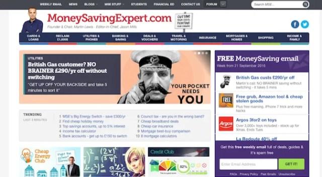 MoneySavingExpert
