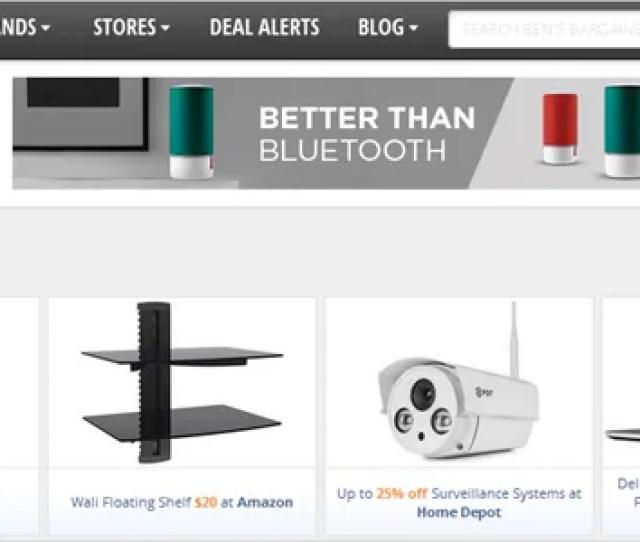 Bensbargains Web