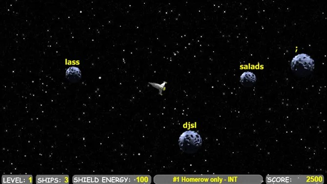 FreeTypingGames MeteorTypingBlast web - 10 Sites and Games to Teach Kids Typing the Fun Way