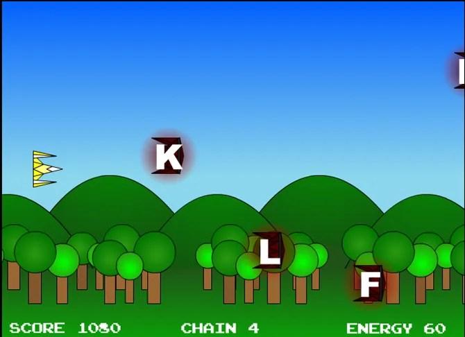 SlimeKids TypeEmUp web - 10 Sites and Games to Teach Kids Typing the Fun Way