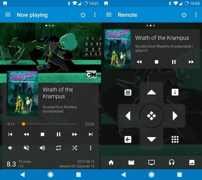 Usa le app remote di Kodi per controllare il tuo media center