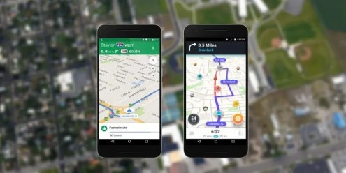 Waze vs  Google Maps  Which App Will Navigate Home Faster Google Maps  Which App Will Navigate Home Faster