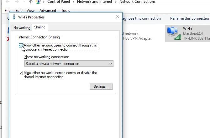Как настроить VPN на вашем общем доступе к PlayStation 4