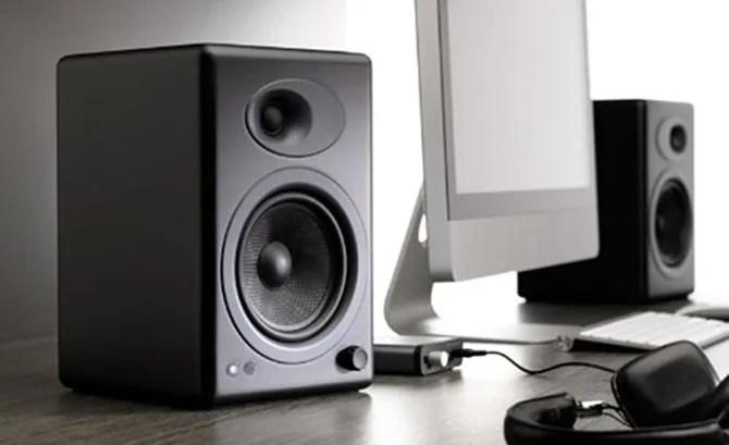 i migliori altoparlanti da tavolo audioengine a5 +