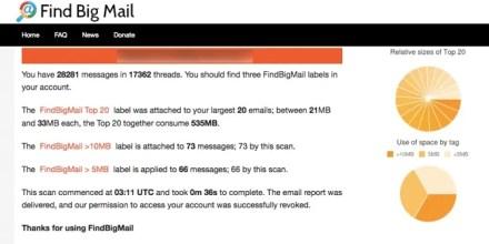 FindBigMail