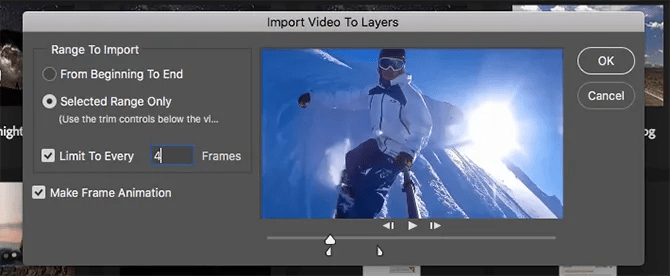 How to Create an Animated Image Video Like GIF in Photoshop