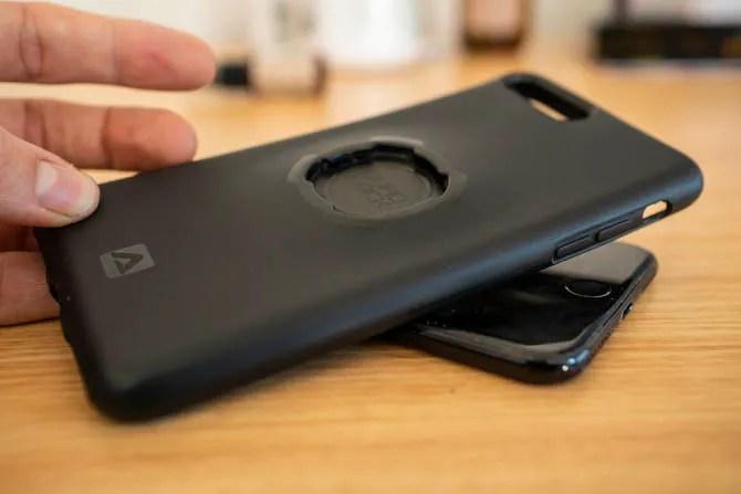 Очистите ваш iPhone чехол