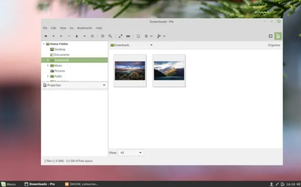 why Linux Mint? - traditional and modern x-apps