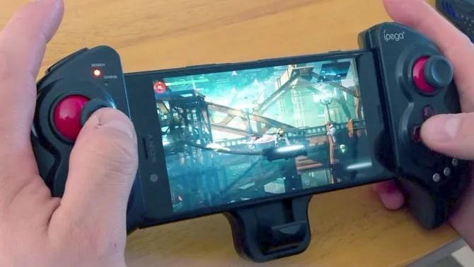 Потоковые игры из Steam на Android
