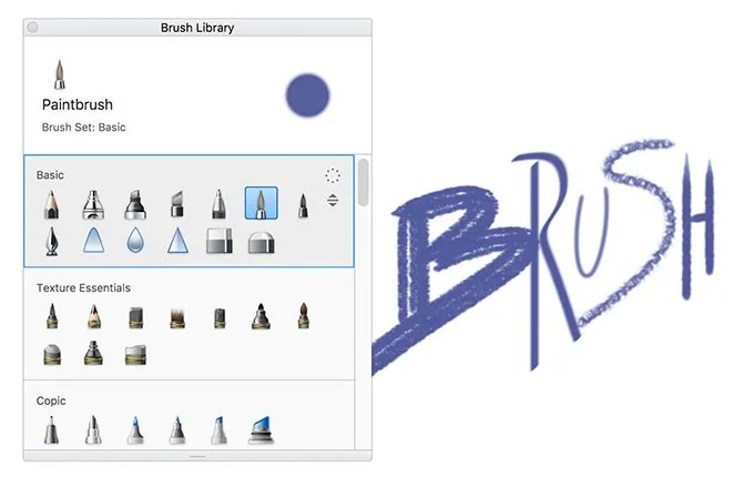 sketchbook brushes - What Is SketchBook? The Best Free Drawing App for Artists and Designers