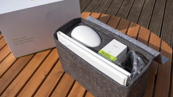 smart nora case 670x377 - Smart Nora Review: The Most Effective Non-Invasive Anti-Snoring Device Yet