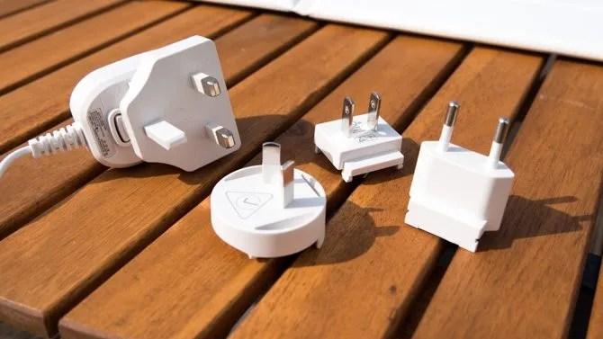 smart nora plug adaptors 670x377 - Smart Nora Review: The Most Effective Non-Invasive Anti-Snoring Device Yet
