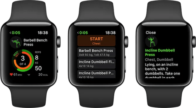 Apple Watch Fitness Apps Gymaholic - Apple Watch Fitness: The 10 Best Workout Apps to Get You Healthy