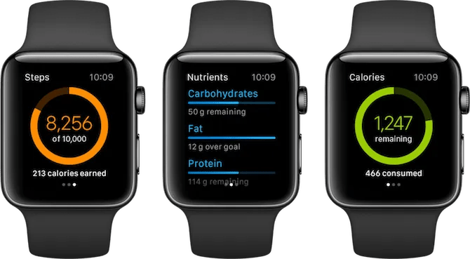 Apple Watch Fitness Apps MyFitnessPal - Apple Watch Fitness: The 10 Best Workout Apps to Get You Healthy