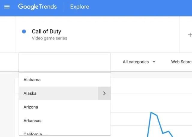 Google-Trends-Choose-Region