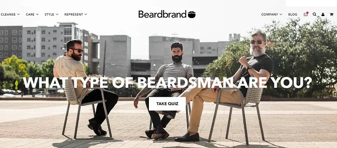 beardbrand 670x295 - The 20 Best Shopify Stores to Try Instead of Amazon or eBay