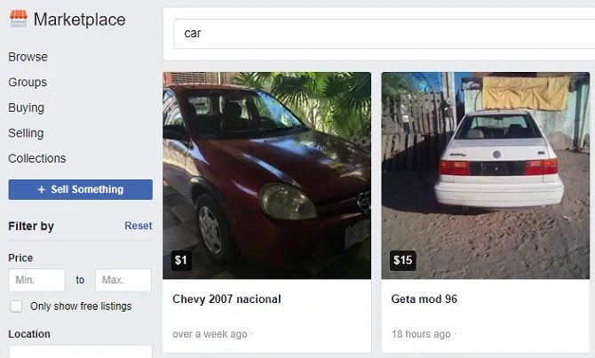 facebook car 670x403 - 7 Facebook Search Tips to Find What You're Looking For