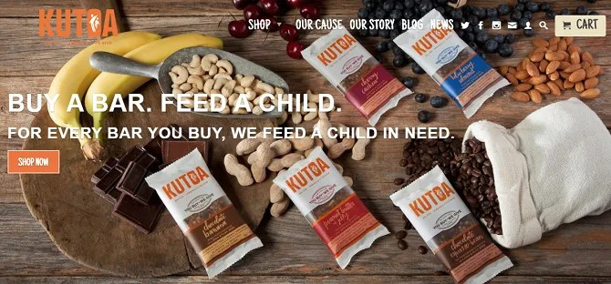 kutoa 670x312 - The 20 Best Shopify Stores to Try Instead of Amazon or eBay
