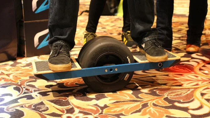 onewheel 670 - 5 DIY Electric Vehicles You Can Build With Raspberry Pi and Arduino