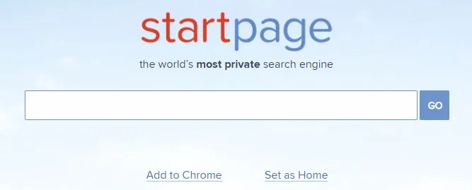 startpage - Avoid Google and Bing: 7 Alternative Search Engines That Value Privacy