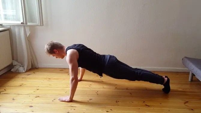 Bodyweight Exercise & Workout