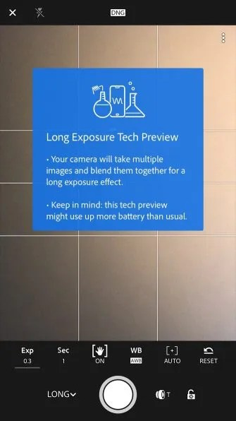 Long Exposure 335x596 - How to Enable Technology Previews on Lightroom Mobile