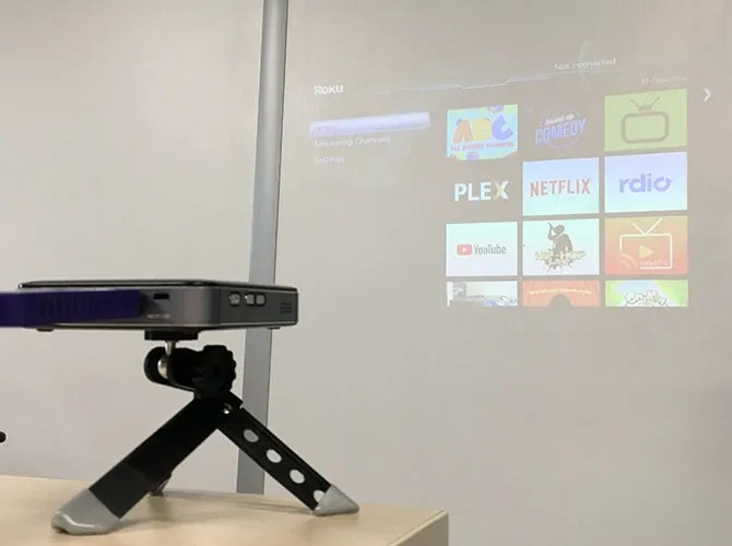 m4 twilight - Apeman M4 Mini DLP Projector: Stylish, Compact and Easy to Use