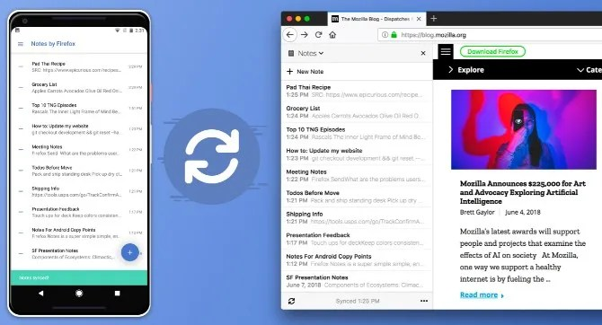 mozilla notesbyfirefox - Made by Mozilla: 5 Cool Apps and Tools From the Developers of Firefox