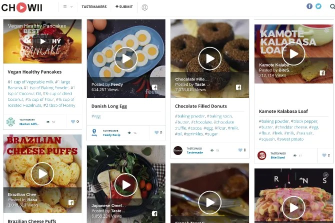recipes chowii - 5 Smart Recipe Sites and Apps to Simplify and Reinvent Cooking