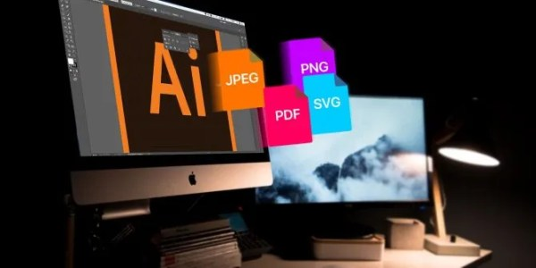 How to Save Adobe Illustrator Files in Other Formats JPEG