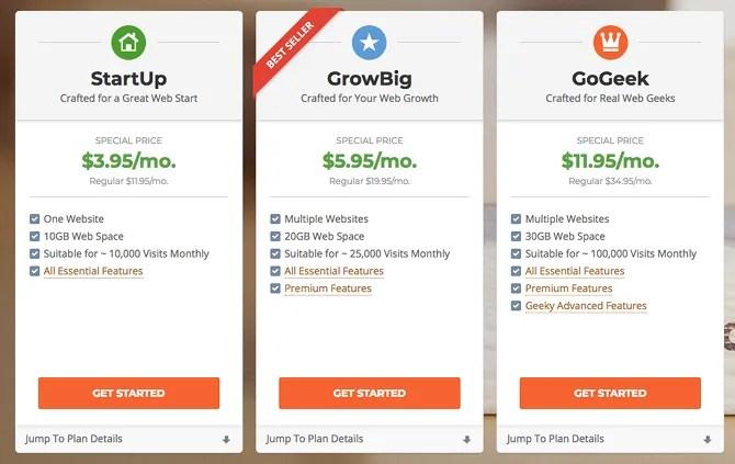 shared hosting siteground - The Best Web Hosting Services