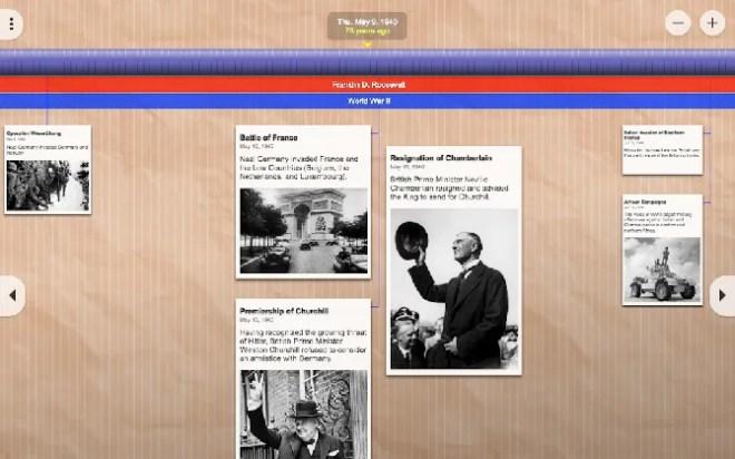 Best History App For Kids Timeline Eons