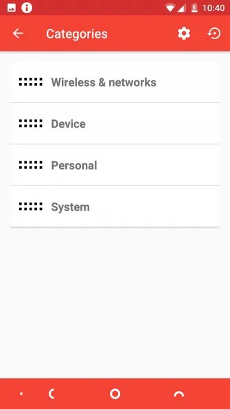 settings editor categories 335x596 - The 13 Best Xposed Modules for Customizing Your Android Device