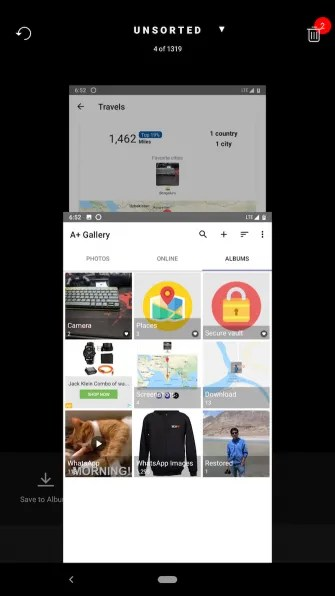 slidebox 2 335x596 - 6 Smart Photo Management Apps for Android for Easy Sorting