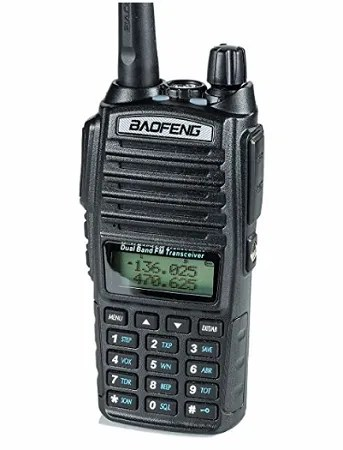 BaoFeng UV 82HP - The 5 Best Walkie Talkies and Ham Radios for Two-Way Radio Lovers