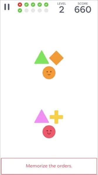 LeftVsRightMobileOrders 335x596 - The 7 Best Brain Exercise Games for Android and iOS