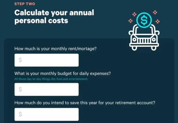 how much are you worth 5 salary calculators for freelancers and