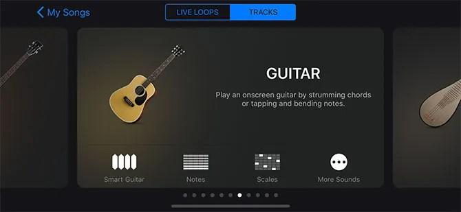 garageband 2 - 8 Music Maker iPhone Apps to Create Music Anywhere
