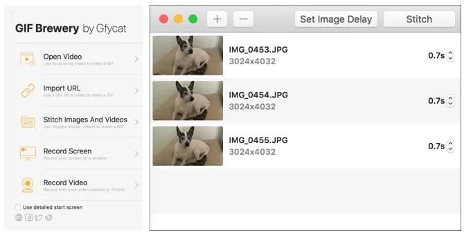 Le 6 migliori app gratuite di GIF Maker per Mac