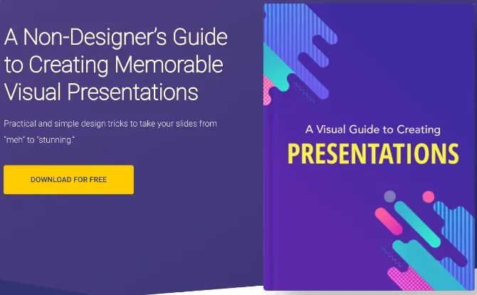 Scarica ebook gratuito per imparare come realizzare bellissime presentazioni powerpoint