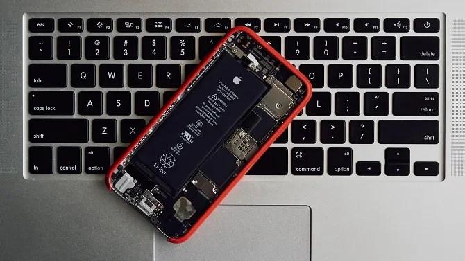 Componenti di Apple iPhone