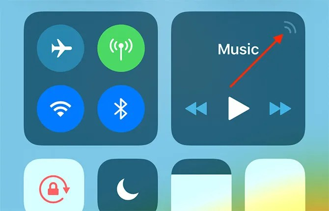 iOS 12 in riproduzione