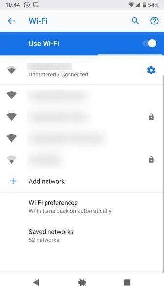 Come trovare il tuo indirizzo IP sul tuo telefono