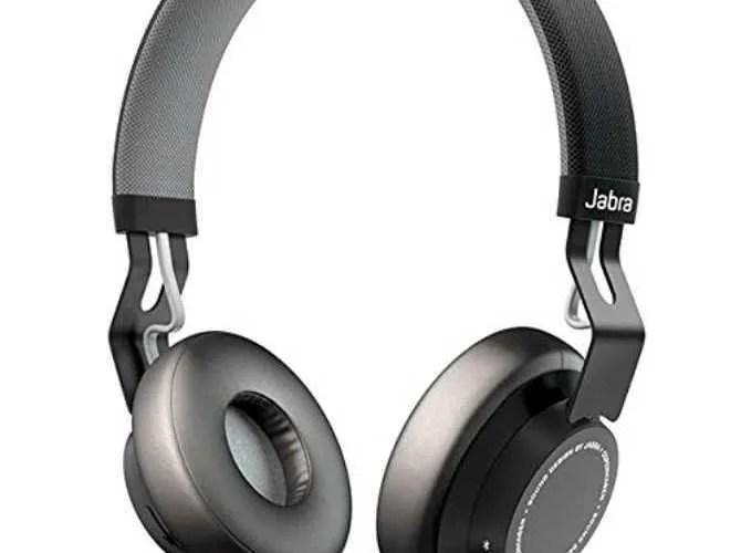 Le cuffie Bluetooth auricolari on-ear Jabra Move.